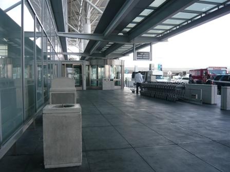 サンフランシスコ空港(復路)5