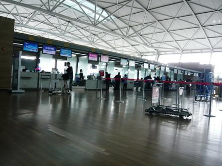 インチョン空港(復路)1