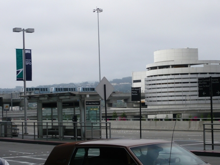 サンフランシスコ空港(復路)3