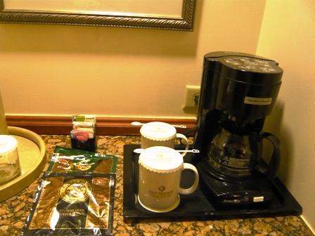 緑茶や紅茶も…