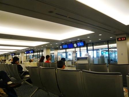 成田空港(復路)2