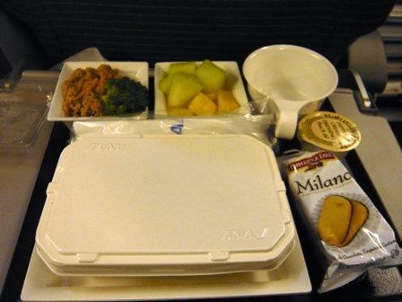 ANA機内食(復路)11