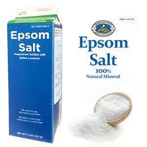 エプソムソルト配合