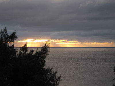 tsukihama-sunset
