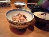 赤飯と汁物.JPG