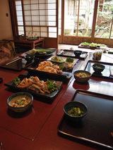 山菜テーブル.JPG
