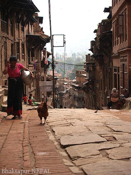 バグタプル_ネパール