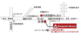 benjaminmoore map