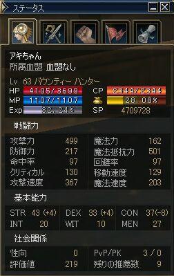 S+4C-4裸