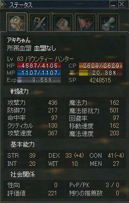 D+4C-4裸後
