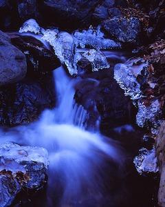 奥多摩 三條の湯 渓流