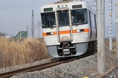 身延線甲斐上野〜東花輪2