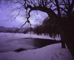 裏磐梯湖畔 4