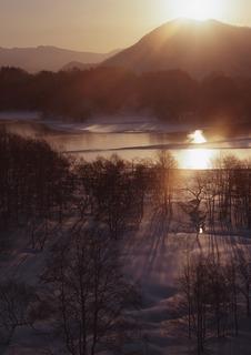 小野川湖畔4×5