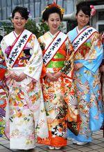 東京きものの女王コンテスト