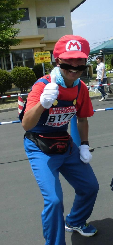 おいらせ町いちょうマラソン大会 : アキバランナー