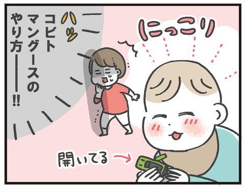200121_こびとマングース05