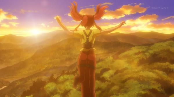 【アイドル事変 2話 感想】 アイドルは陽光を受けながら翔ぶもの。2話もキチガイ展開で最高だったぞ
