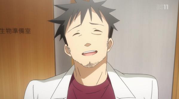 【亜人ちゃんは語りたい 11話 感想】 最初に支えたから、支え返してくれるんですよね。高橋先生、良かった