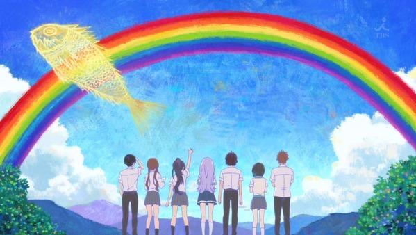 【色づく世界の明日から 13話 感想 増補版】 瞳と唯翔、お互いを色づける出会いだったのがね……