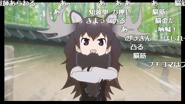 【けものフレンズ 6話 ニコ生 来場者数9万弱、アンケ96.8%で他の冬アニメ全てをを蹂躙したフレンズ