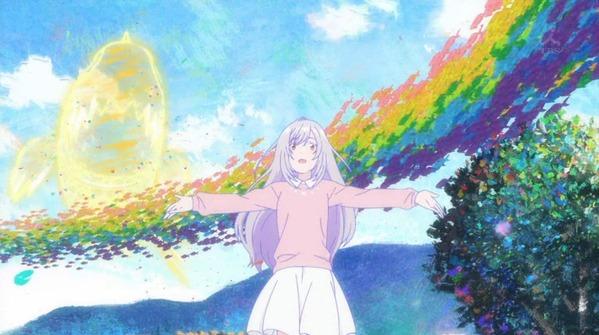【色づく世界の明日から 1話 感想】 作画の熱量凄まじいですね…