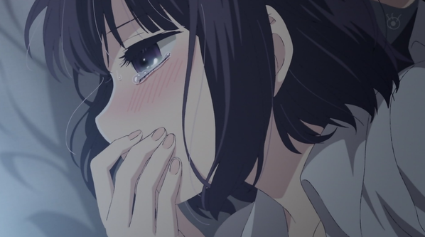 【クズの本懐 1話 感想】 直球描写から逃げないアニメは名作!!