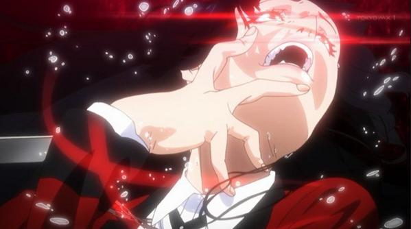【賭ケグルイ 12話 感想】 賭ケグルイするアニメは名作!!! 最強の顔芸ギャンブルアニメでたのしかったわ!!