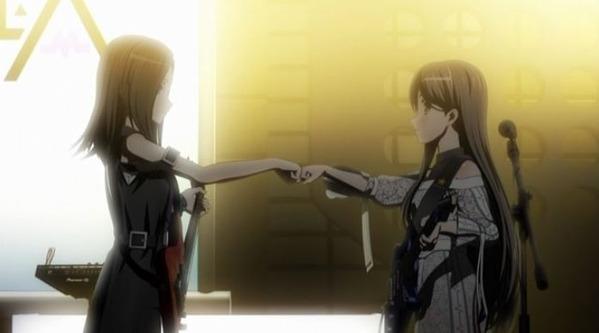 "【BanG Dream! 2nd Season 10話 感想】 激しい ""女"" の取り合い、いいぞ"