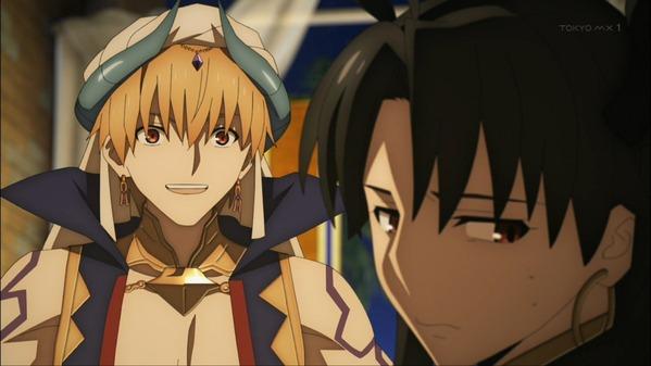 【Fate Grand Order-絶対魔獣戦線バビロニア- 17話 感想】   そうきたか・・・