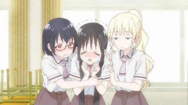 【あそびあそばせ 12話 感想】 いつも通りの三人  いいアニメだった!