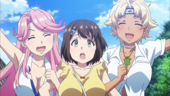 【神田川JET GIRLS 3話 感想】 やっぱ天才アニメだ、コレ・・・・
