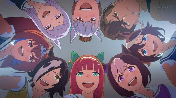 【ウマ娘 プリティーダービー EXTRA(13話) 感想】 最高のアニメだったッッ!! 制作陣の方々に感謝しかない