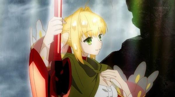 【Fate/EXTRA Last Encore 8話 感想のみ】 色々あり過ぎてネロちゃま可愛いってことしか分からんかったぞッッ!!