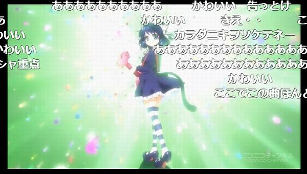 【SHOW BY ROCK!!# 12話 ニコ生】 まさかのラスト8割台