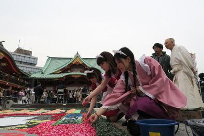 アキバガイド花