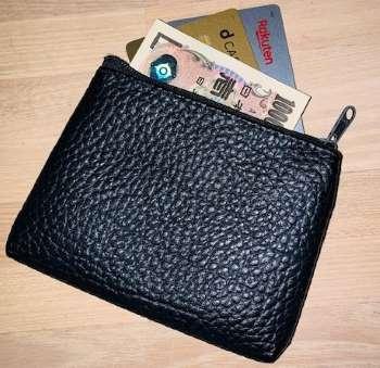 キャッシュレスで使える財布は100円?!