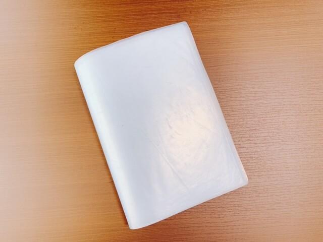 家庭の領収書保管ケース(ファイル)