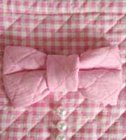 布リボンの作り方