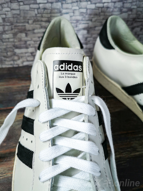adidas SUPERSTAR RECON ベロ