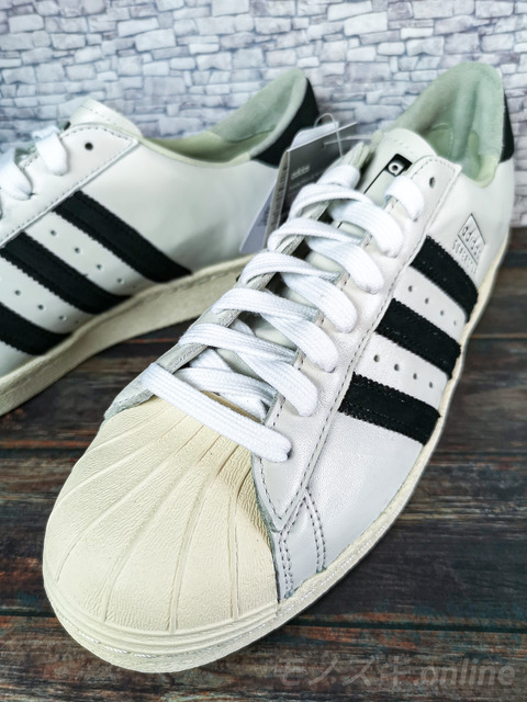 adidas SUPERSTAR RECON シェルトゥ
