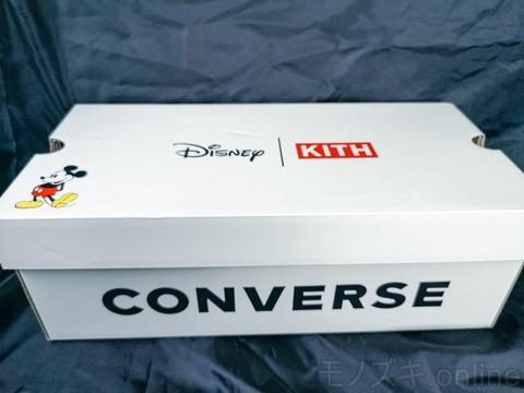 KITH×Disney×CONVERSE 70s スペシャルボックス