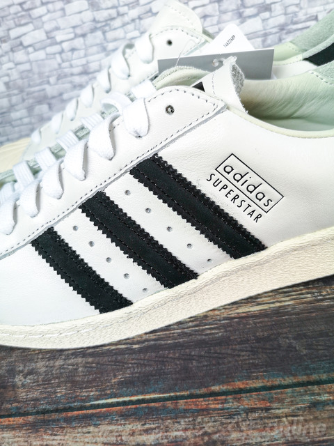 adidas SUPERSTAR RECON スリーストライプ