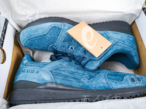 GEL-LYTE III×KITH The Palette