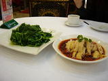 青菜の炒め物