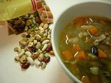 お豆スープ