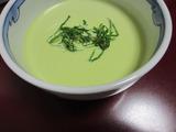 豆スープ。