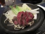 黒毛和牛フィレ肉。