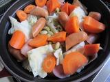 野菜もりもり。
