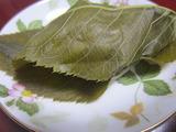 仙太郎の桜餅。